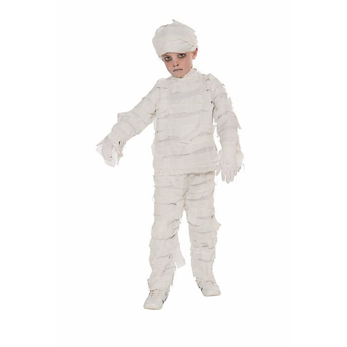 Alternate image 1 for Child Mummy Halloween Costume