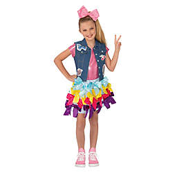 Jojo Siwa Bow Dress Child s Halloween Costume bcee23948