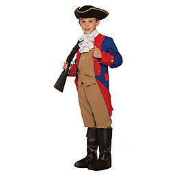 Patriotic Soldier Child's Halloween Costume