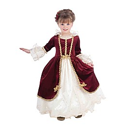 Designer Elegant Lady Child's Halloween Costume