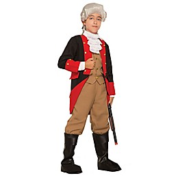 British Redcoat Child's Halloween Costume