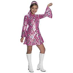 Disco Princess Child's Halloween Costume