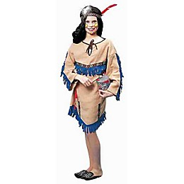 Pocahontas Child's Halloween Costume