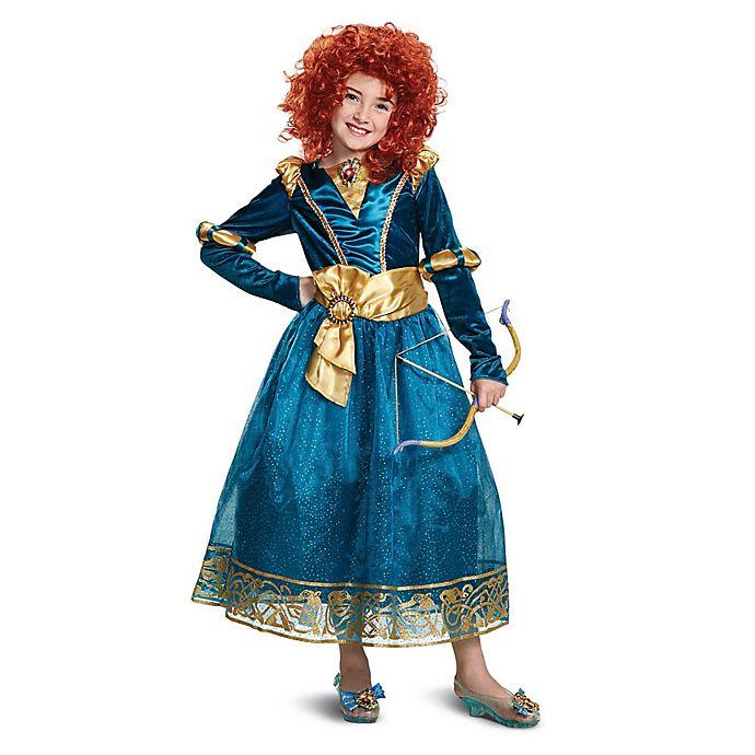 Alternate image 1 for Disney® Brave Merida Deluxe Child's Halloween Costume
