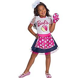 Barbie™ Baker Chef Child's Halloween Costume