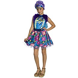 Enchantimals Patter Peacock Child's Halloween Costume