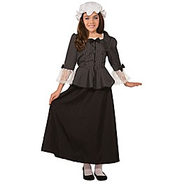 Martha Washington Child's Halloween Costume