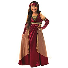 Renaissance Maiden Children's Halloween Costume