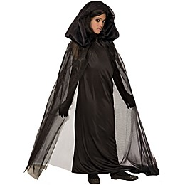 Haunted Small Child's Halloween Costume in Black
