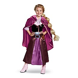 Tangled Season 2: Rapunzel Deluxe Travel Outfit Child's Halloween Costume