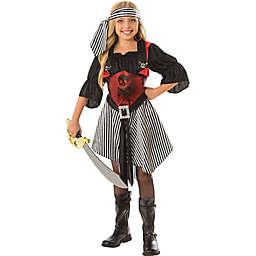Crimson Pirate Teen Halloween Costume