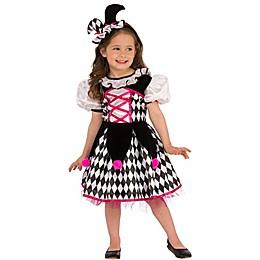 Jester Child's Halloween Costume