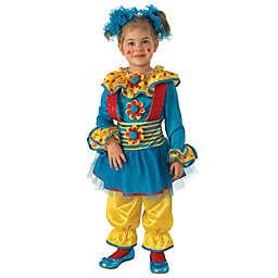 Dotty the Clown Child's Halloween Costume