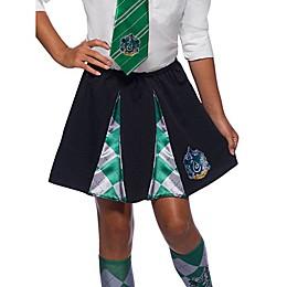 Harry Potter Slytherin Skirt One Size Child's Halloween Costume