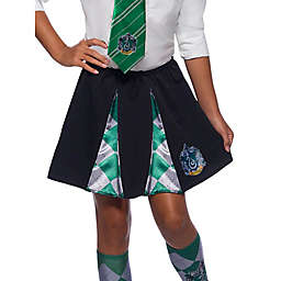 Harry Potter Slytherin Skirt One Size Child's Halloween Costume