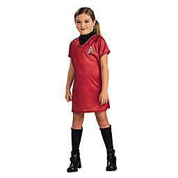 Star Trek™ Uhura Small Child's Halloween Costume Dress