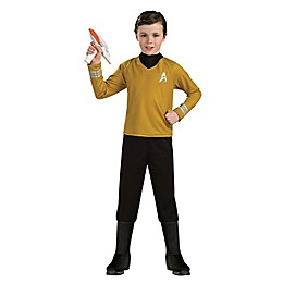 Star Trek™ Large Captain Kirk Child's Halloween Costume