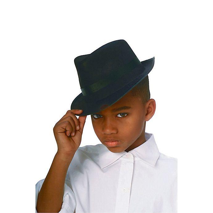 Fedora One-Size Child's Halloween Hat