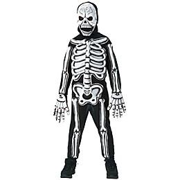 Skeleton Child's Halloween Costume