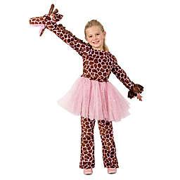 Playful Puppet Giraffe Child's Halloween Costume