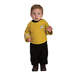 Star Trek™ Infant Captain Kirk Toddler Halloween Costume