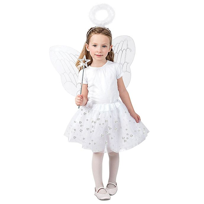 Alternate image 1 for Princess Paradise© Angel Child's XSmall/Small 4-Piece Costume