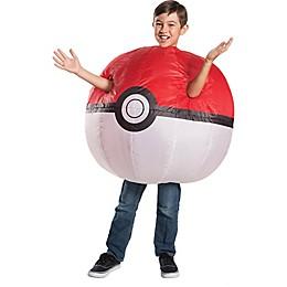 One-Size Pokémon Inflatable Poké Ball Child's Halloween Costume
