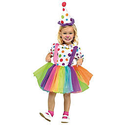 Big Top Circus Fun Small Toddler's Halloween Costume