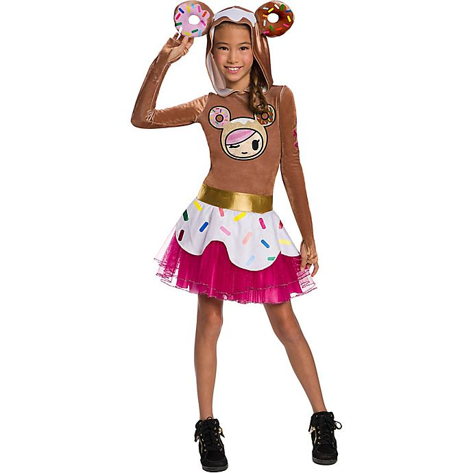 Alternate image 1 for Tokidoki Donutella Children's Halloween Costume