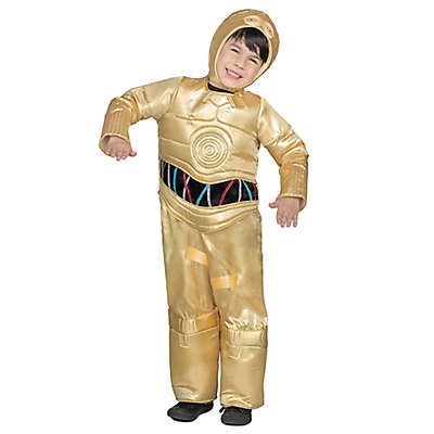 Star Wars™ Premium C-3PO Child's Halloween Costume