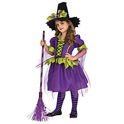Rubies© Purple Moon Witch Child's 2-Piece Costume