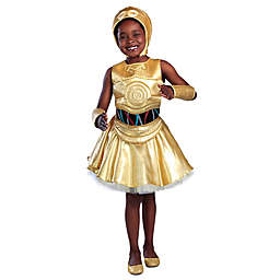 Star Wars™ C-3PO Child's Dress Halloween Costume