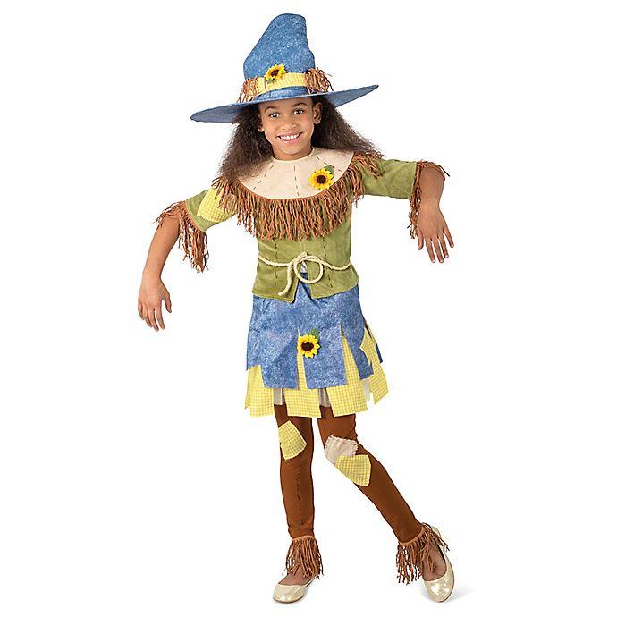 Alternate image 1 for Medium Selena the Scarecrow Child's Halloween Costume