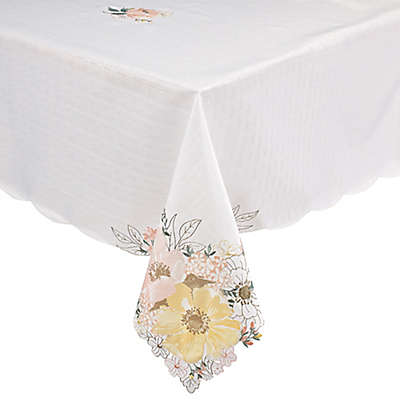 Helena Floral Table Linen Collection