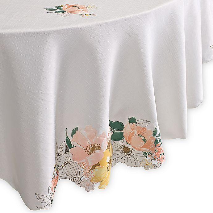 Helena Fl 70 Inch Round Tablecloth