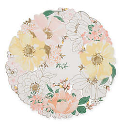 Helena Floral Placemat in Off White