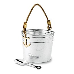 Mud Pie® Anchor Drink Bucket