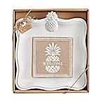 Mud Pie® Pineapple Serveware Collection
