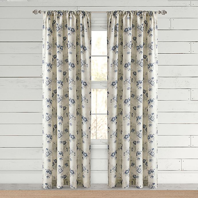 Bee Amp Willow Home Clearwell Rod Pocket Window Curtain