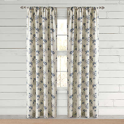 Bee & Willow™ Home Clearwell Rod Pocket Window Curtain Panel