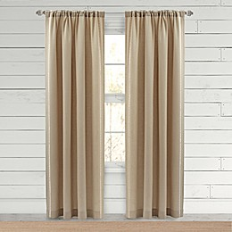Bee & Willow™ Farmhouse Hanley Rod Pocket Window Curtain Panel