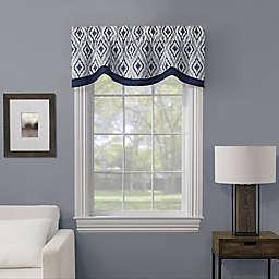 Lani Embroidered Window Valance