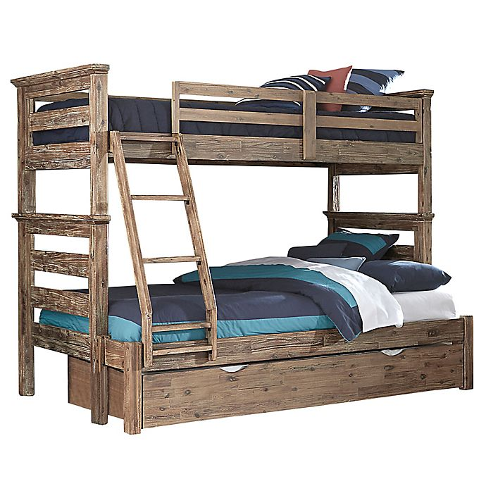 Alternate image 1 for Hillsdale Furniture Oxford Oliver Bunk Bed with Trundle