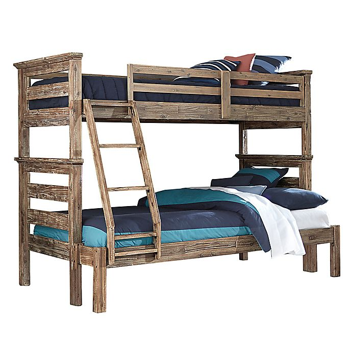 Alternate image 1 for Hillsdale Furniture Oxford Oliver Bunk Bed in Cocoa