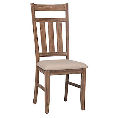 Hillsdale Furniture Oxford Chair in Cocoa