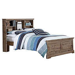 Hillsdale Furniture Oxford Bookcase Platform Bed