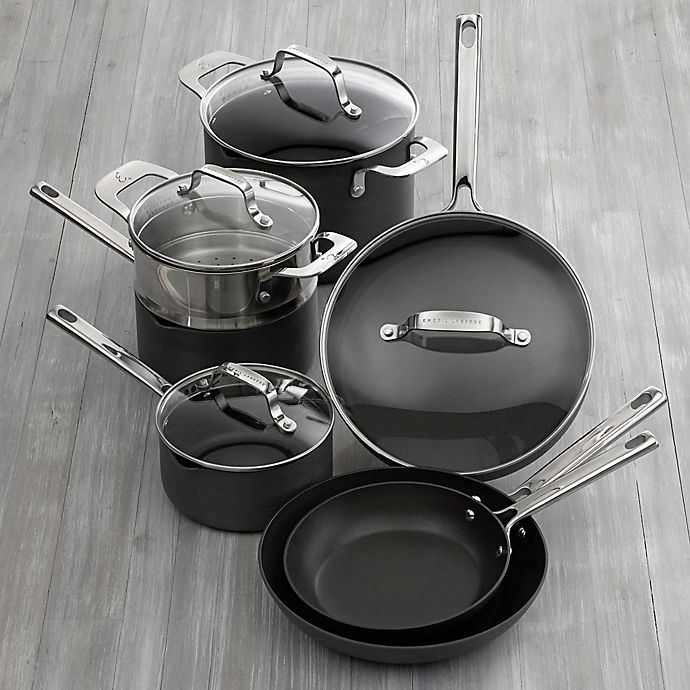 Alternate image 1 for Emeril™ Essential Hard Anodized Cookware Collection