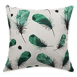 HUI Resource Rocky Mountain Feather Square Throw Pillow