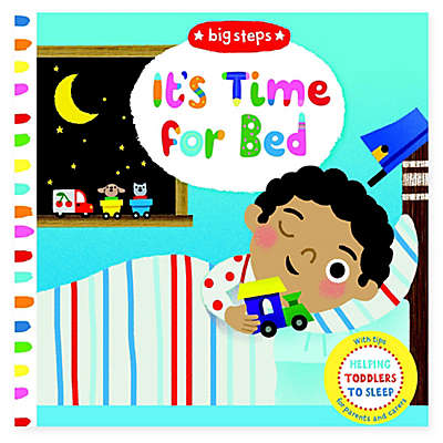 """Sterling Publishing """"It's Time For Bed"""" by Marion Cocklico"""