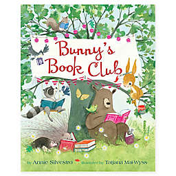 """Bunny's Book Club"" by Annie Silvestro"